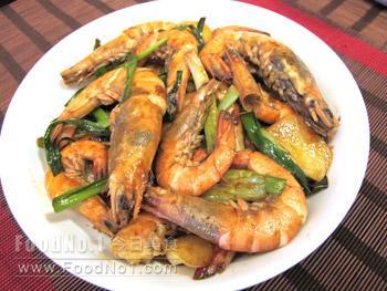 ginger-fried-shrimp