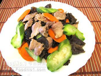 loofah-ce-pork-slices