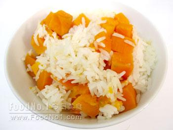 sweet-potato-steamed-rice