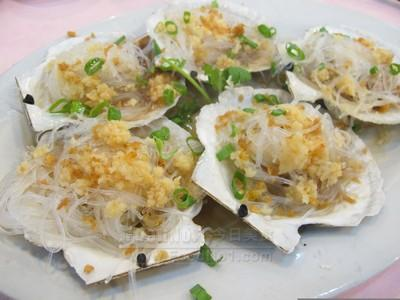 garlicscallops