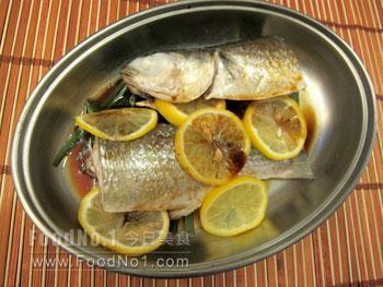 lemon-steamed-aconitum