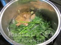 amaranth meat_soup04