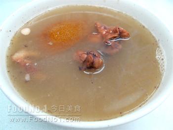 cucumber-pot-conch-soup