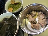 mung bean_seaweed_soup06