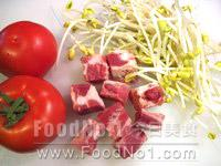 ribs bean_sprouts_soup02