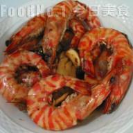 豉油王炒中蝦