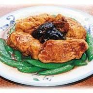 花菇炆豆腐