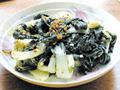 金銀蒜炒白菜