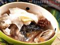 川弓天麻煲魚頭雞蛋湯