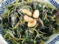 蒜子紅莧菜