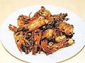 豉椒炒大蝦