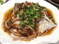古法蒸鯇魚腩