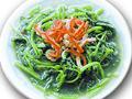 蝦乾滾莧菜湯