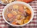 三菇豆腐湯
