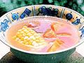 甘筍栗米瘦肉湯