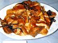 薑蔥豉油雞