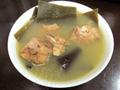 綠豆海帶排骨湯