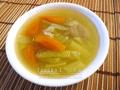 西芹紅蘿蔔洋蔥湯