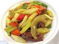 鹹酸菜炒牛肉