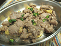 蝦醬豆腐卜蒸豬肉
